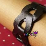 دستبند چرمی